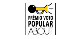 logo Voto Popular Revista About